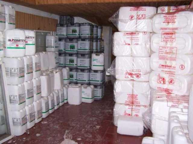 Agroquímicos: cae 9% la importación