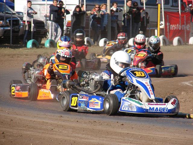 El Karting va a Colon el 10 de Agosto
