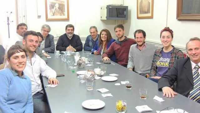 Gustavo Vignali presentó un Proyecto de Ley para crear un Boleto Estudiantil Universitario