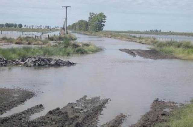 El comité de Cuenca del Salado analizó problemática del agua