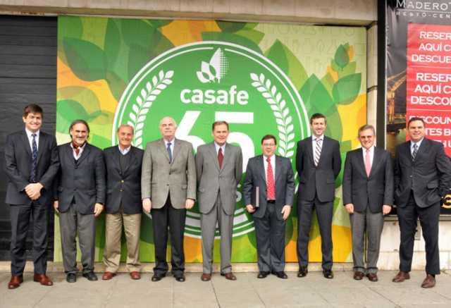 """CASAFE sigue apostando por un """"Agrolimpio"""""""