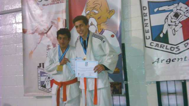 Alejandro Baleriani se consagró subcampeón nacional