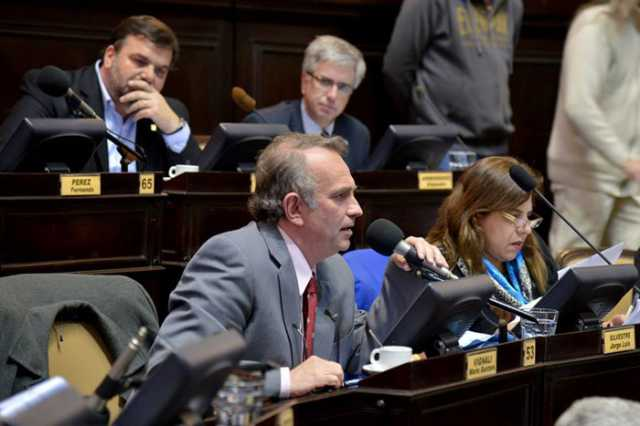 Diputados aprobó Proyecto de Vignali