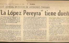 La López Pereyra