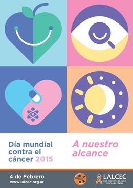LALCEC Día mundial contra el cáncer
