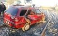 Zárate: Fue atropellado por tren y resultó ileso