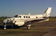 Cayó un avión argentino en Punta del Este: habría 10 muertos