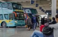 Gremios del transporte ratificaron el paro