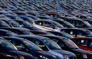 En febrero cayó un 28 % el patentamiento de autos