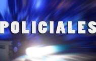 Aprehensión por desobediencia y daño