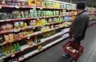Según consumidores, la canasta básica de alimentos se encareció 1,22% en febrero