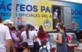 """Pergamino: Motochorros asaltaron camión de """"Lácteos para todos"""""""