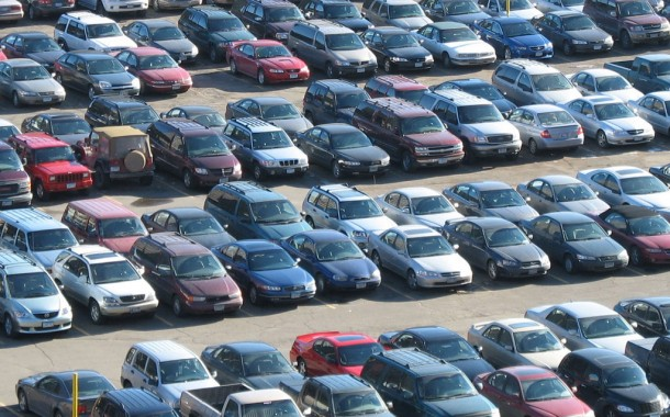 Cayó el pantentamiento de autos un 52% en abril