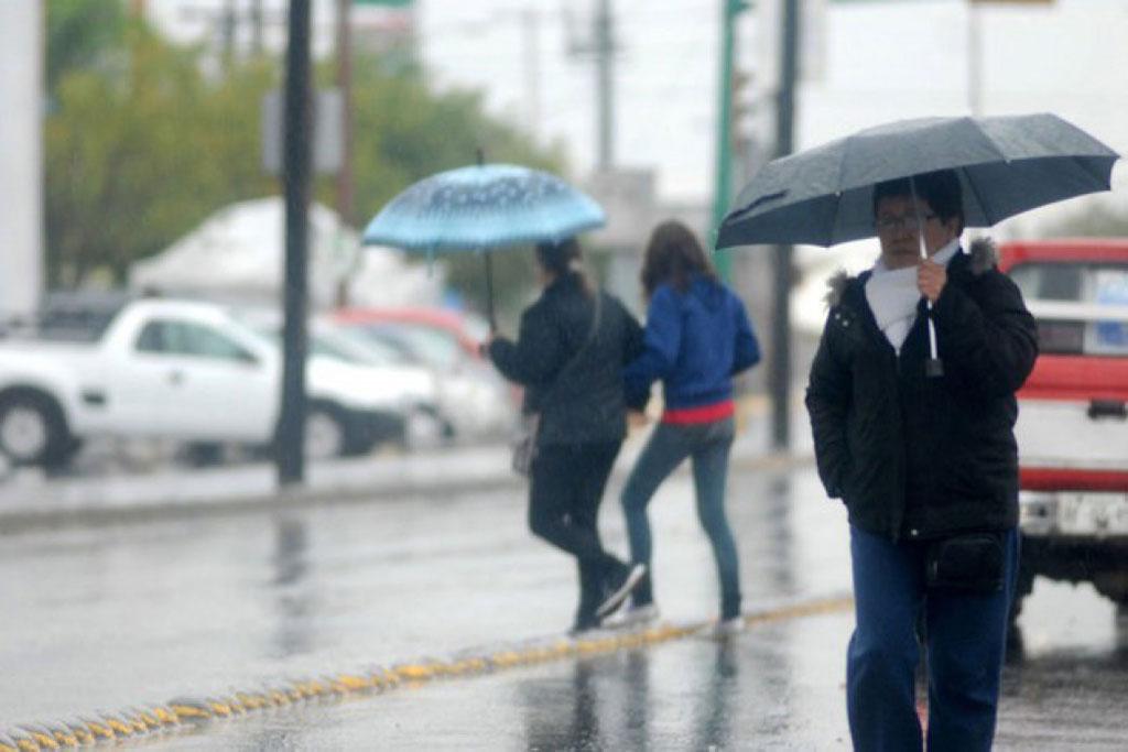 Anuncian lluvias para este martes y miércoles