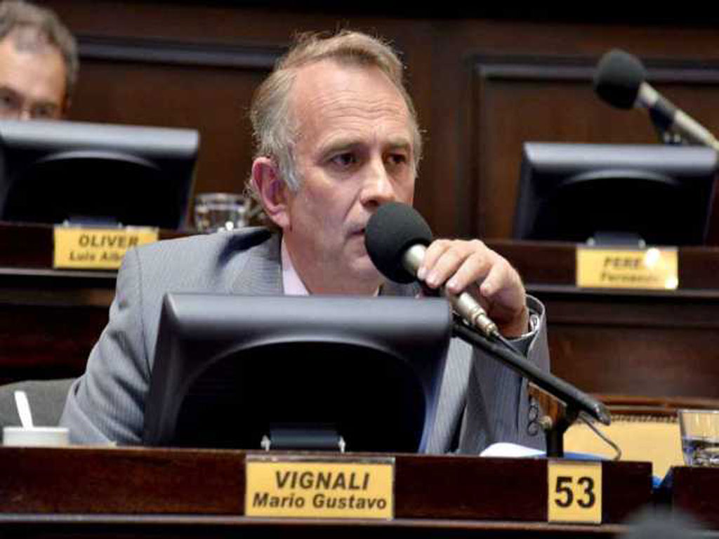 La Cámara de Diputados aprobó por unanimidad iniciativas de Gustavo Vignali