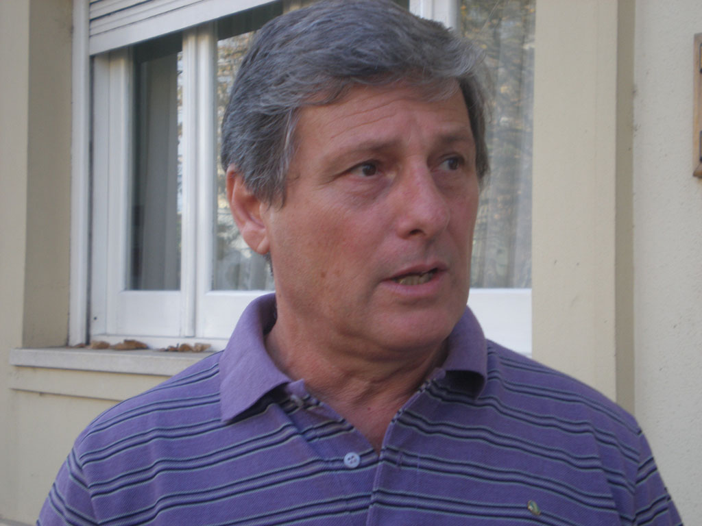 Miguel Mazzucco:
