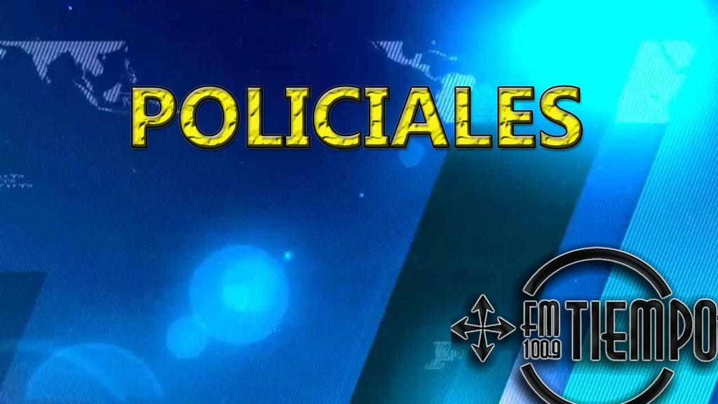 Policiales: aprehenden a dos mayores y demoran a tres menores en distintos hechos