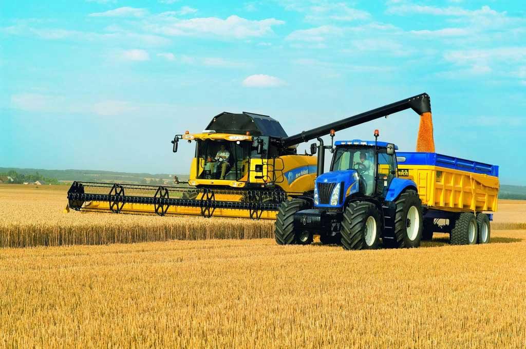Pese a la caída de las exportaciones, aumenta la venta de maquinarias agrícolas en el mercado interno