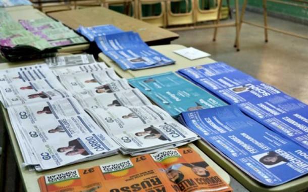 Los partidos políticos tendrán más de $ 142 millones para imprimir boletas