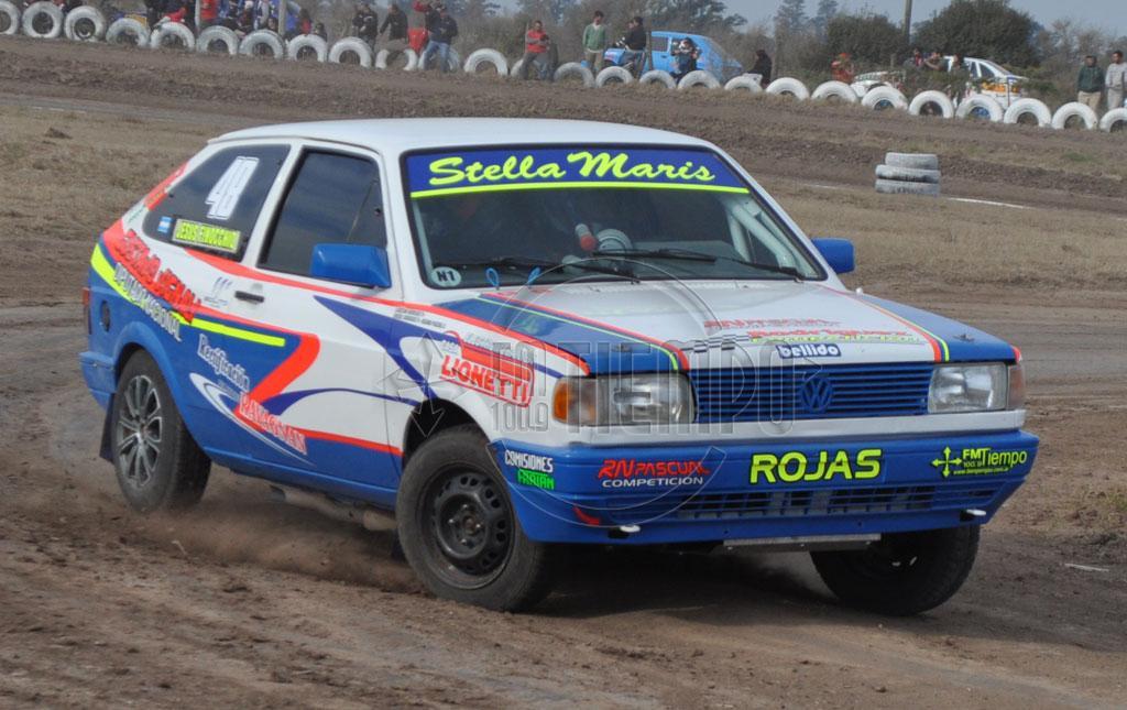Rally Santafesino: Miguel Rodríguez fue cuarto en Villa Eloisa