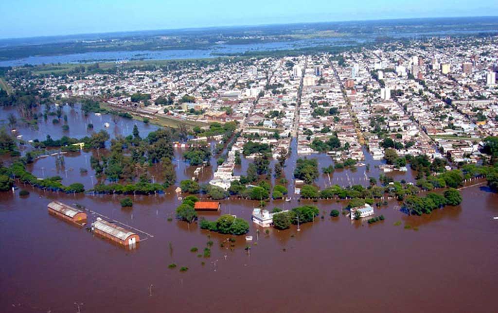 Más de un millón de argentinos en riesgo por el agua