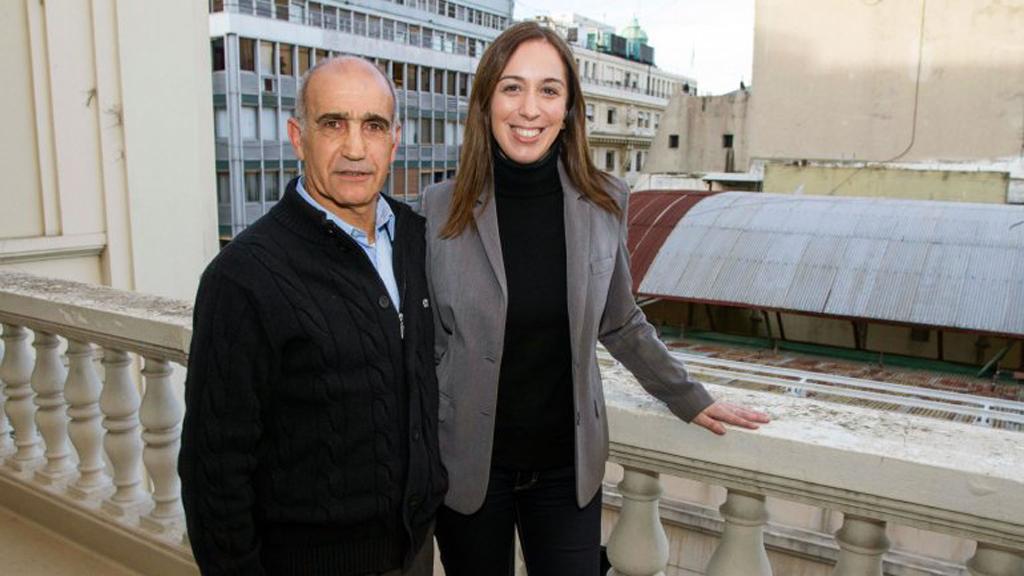 Vidal repetirá fórmula con Daniel Salvador