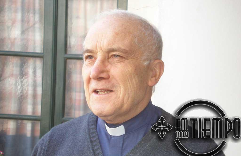El Padre Sergio Cáceres reemplazará a Leonardo Gracia