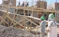 La construcción creció un 13 % según el Indec