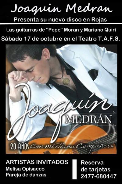 Joaquin Medran