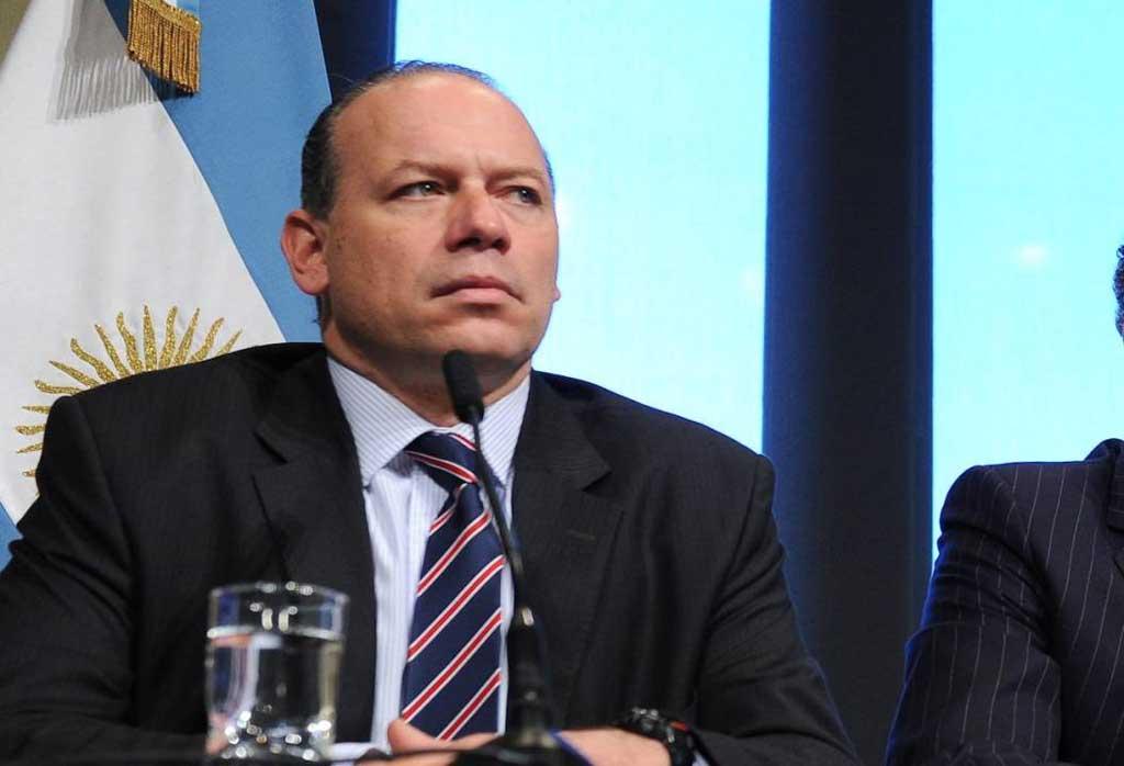 Berni se lanza como candidato a gobernador bonaerense