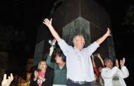 Contundente victoria de Claudio Rossi