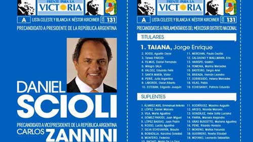 Sólo el FpV tendrá candidatos en todos los municipios bonaerenses