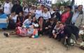 Los peregrinos rojenses llegaron a Lujan