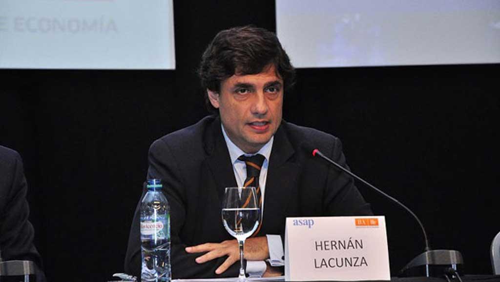Coparticipación: Para Lacunza, sin nuevo régimen