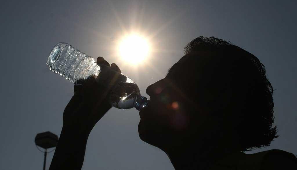 Recomiendan medidas de precaución por altas temperaturas