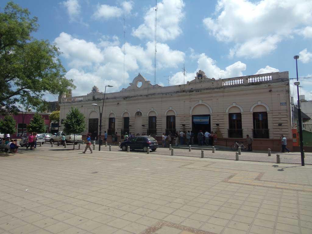 Rojas firmó convenio para garantizar transparencia municipal