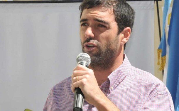Tras la polémica, Basavilbaso dijo que no pensó en renunciar