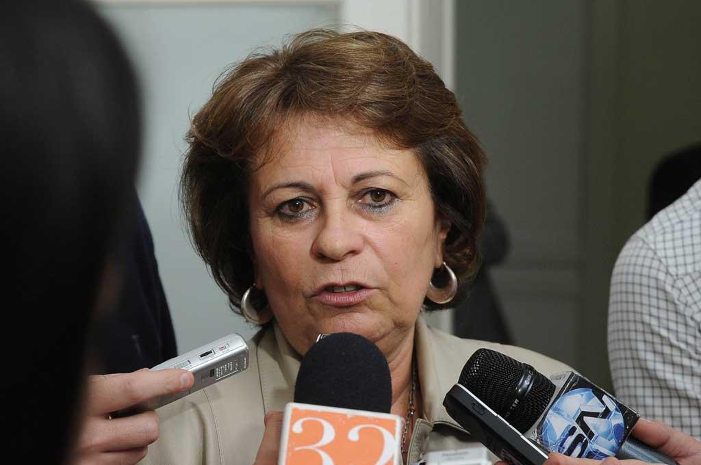 Petrocini fue reelecta al frente de FEB con el 85% de los votos