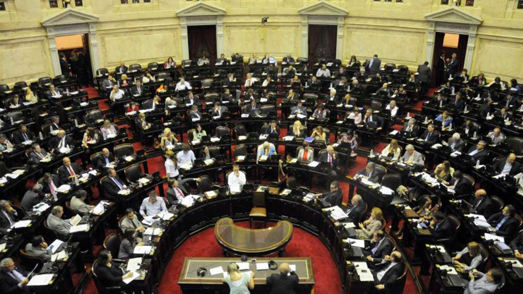 Diputados respaldan en general la iniciativa para jubilados anunciada por Macri