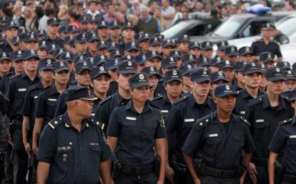 Anuncian que harán rinoscopías a la Policía Bonaerense