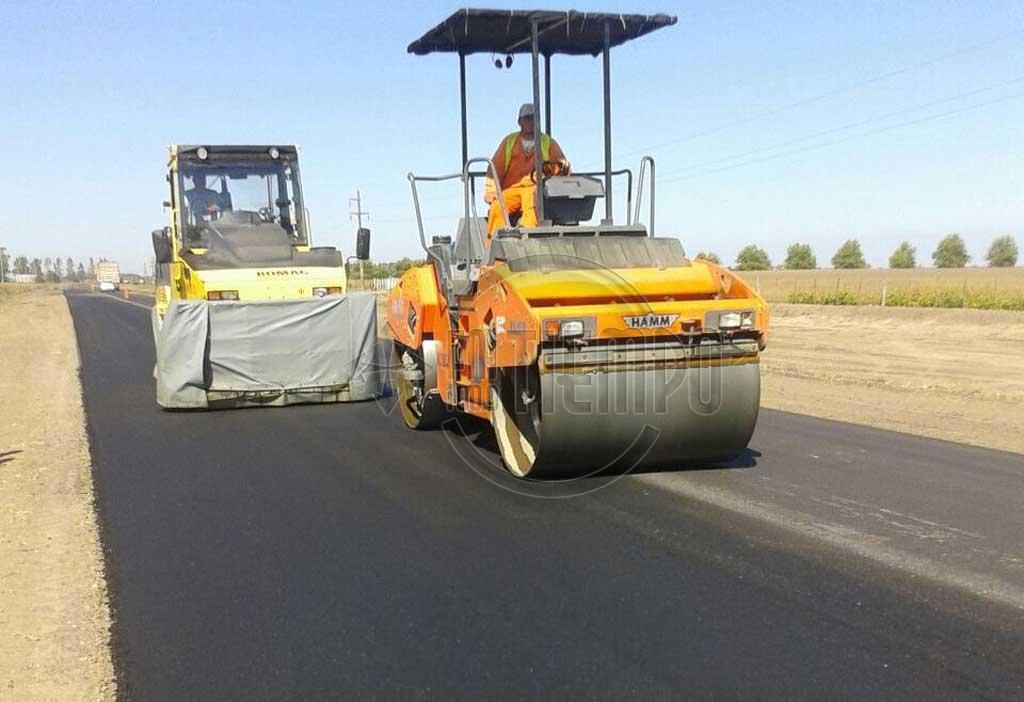 Obras en la Ruta Provincial 7 para General Rodríguez y Mercedes