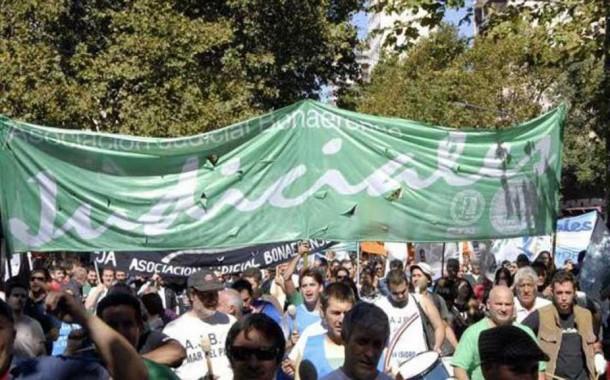 Judiciales bonaerenses pararán esta semana por 48 horas