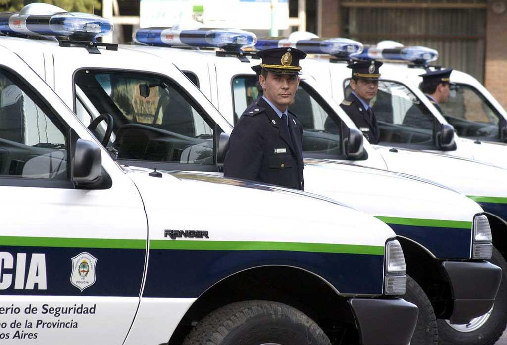 Más de nueve mil policías fueron apartados de la Bonaerense