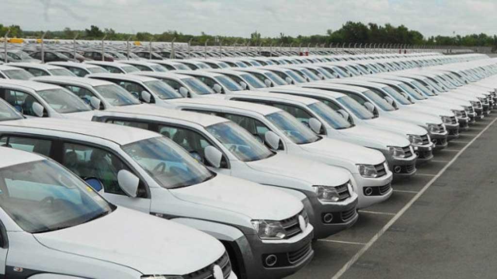 El patentamiento de los autos 0 km subió un 39,8% en el mes de junio respecto a 2016
