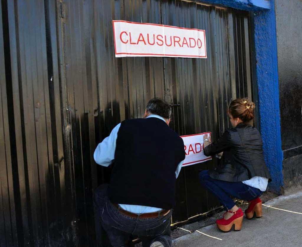 Clausuran boliches en Junín y Chacabuco