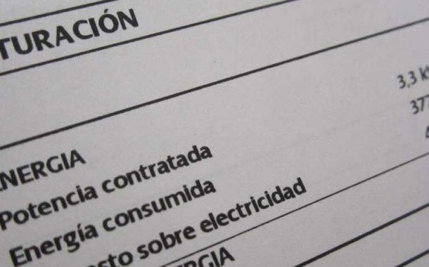 Avanza proyecto para eliminar publicidad en las facturas de luz