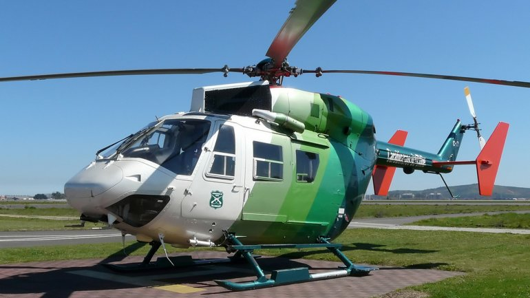 La provincia busca desprenderse de varias aeronaves