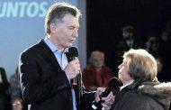 Macri anunció el pago de juicios y aumento para los jubilados y el blanqueo de capitales
