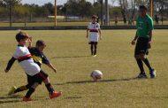 Futbol: las inferiores y escuelitas juegan la fecha local
