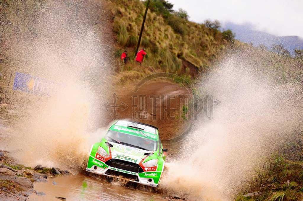 Rally Argentino: ganó Villagrá,
